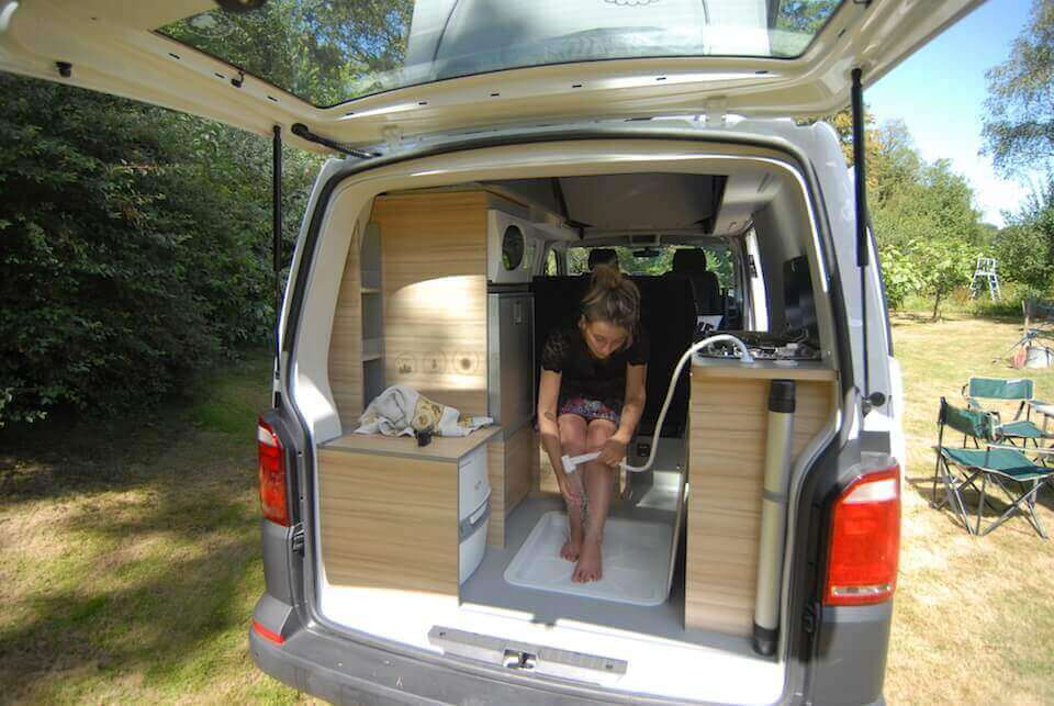 van am nag volkswagen haut de gamme southland freed home camper paris. Black Bedroom Furniture Sets. Home Design Ideas
