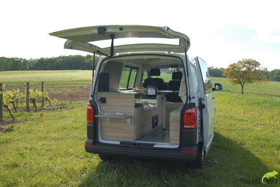 otago location volkwagen am nag campervan van am nag fourgon am nag petit camping car fab. Black Bedroom Furniture Sets. Home Design Ideas