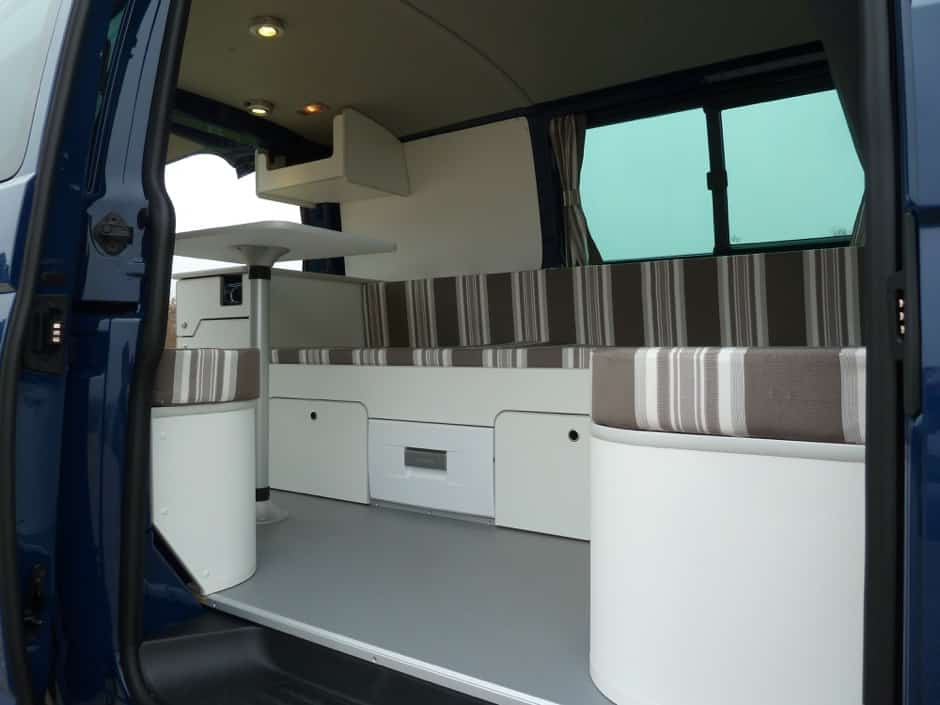 Am nagement amovible north freed home camper for Amenagement interieur tiroir cuisine schmidt