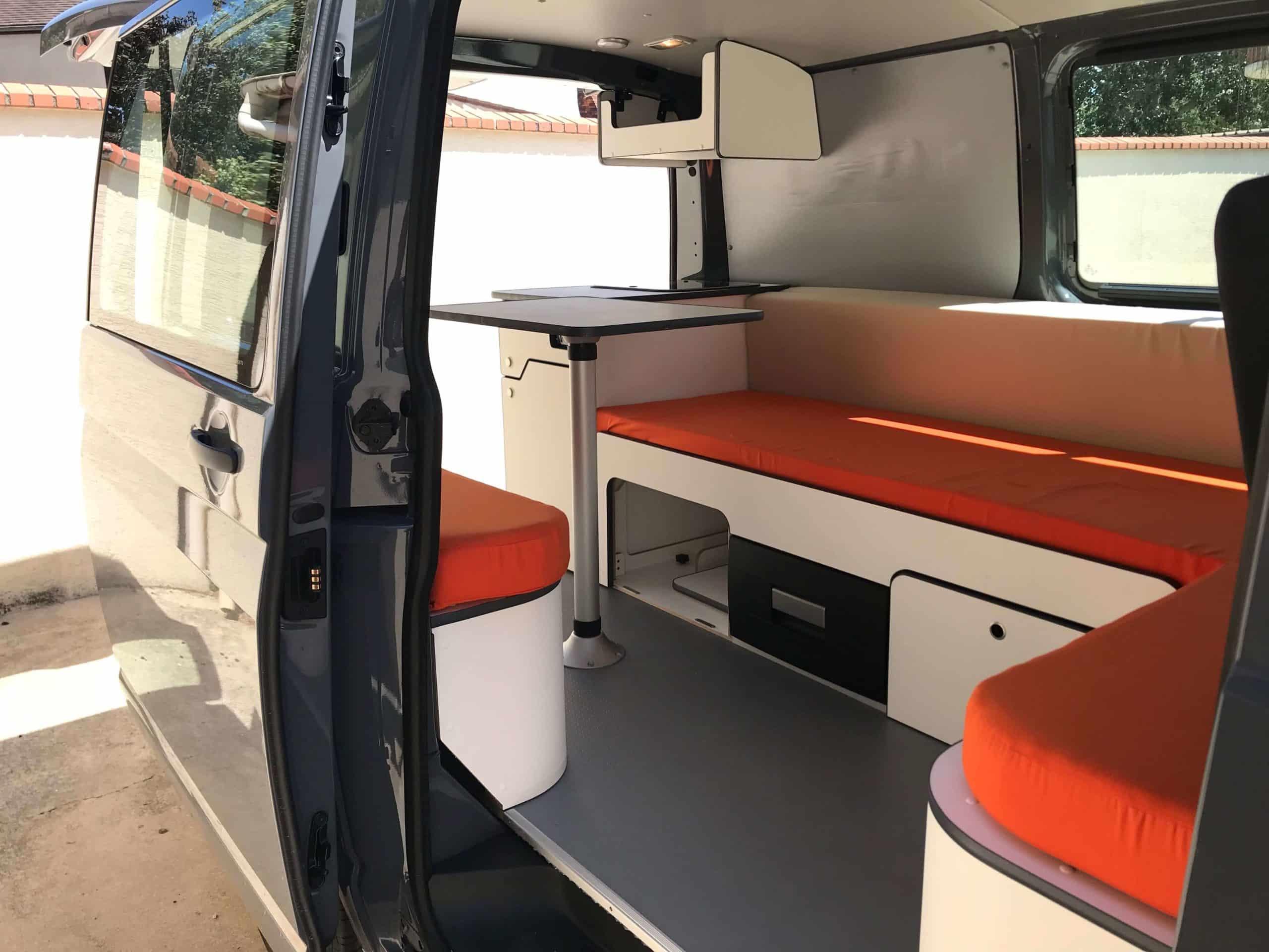 am nagement freed home camper. Black Bedroom Furniture Sets. Home Design Ideas