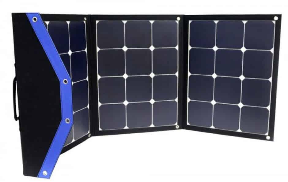 Panneaux-solaires-pliables-campervan Aménager son van